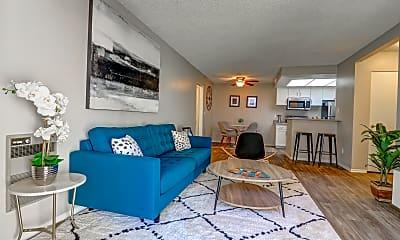 Living Room, Grand Terrace, 1
