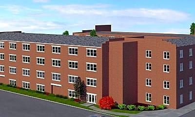 Building, Jasper Lofts, 1