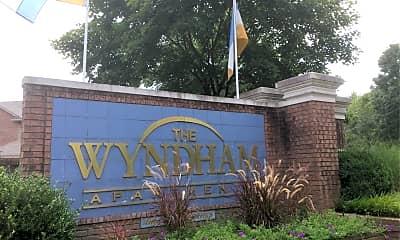 The Wyndham Apartments, 1
