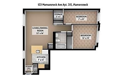 123 Mamaroneck Ave 215, 2