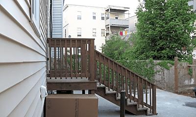 Patio / Deck, 10 W Selden St, 2