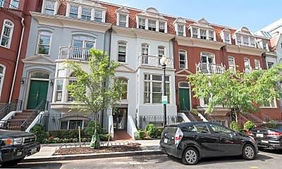 Building, 1830 Jefferson Pl NW 14, 0
