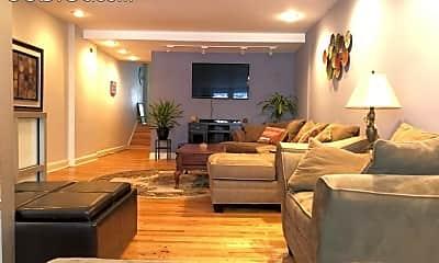 Living Room, 2028 Locust St, 0