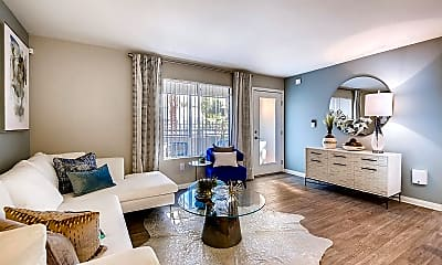 Living Room, Millennium East, 1