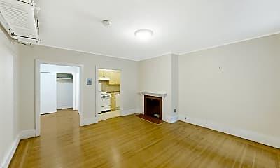 Living Room, 205 Beacon Street, #BM, 2
