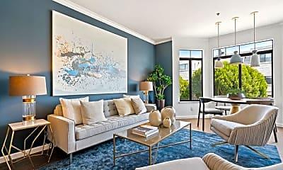 Living Room, 1805 Fillmore St, 0