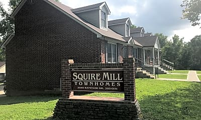 Squire Mill Townhomes, 1