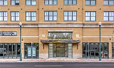 Building, 585 North Ave 303, 1