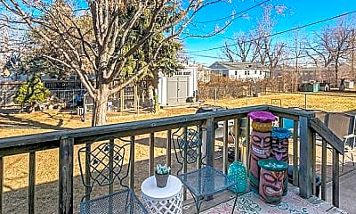 Patio / Deck, 2430 12th Ave. Ct., 2
