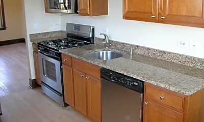 Kitchen, 2937 W Byron St, 1