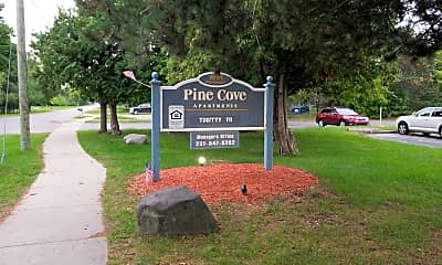 Pine Cove, 1
