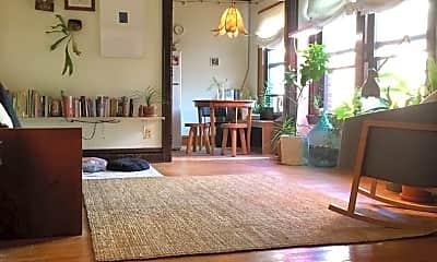 Living Room, 1308 Powderhorn Terrace, 0