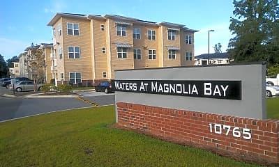 Waters at Magnolia Bay, 1