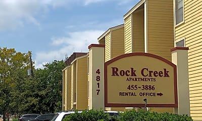 Rock Creek Apartments, 1