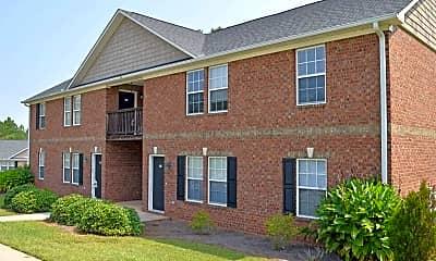 Building, Ivy League Estates Apartments, 1