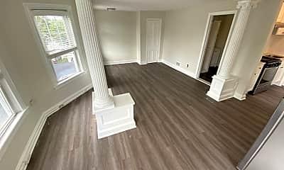 Living Room, 45 Embury Ave, 1