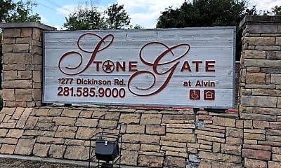Stonegate At Alvin, 1