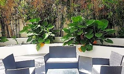 Patio / Deck, 1611 S Beverly Glen Blvd 203, 1