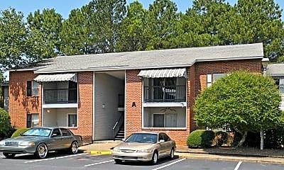 Building, Parkway Place Apartments, 1