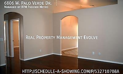 Bedroom, 6806 W Palo Verde Dr, 1