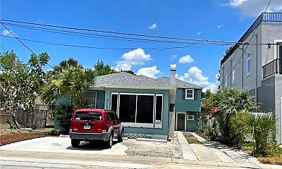 Building, 2115 W Cass St, 2