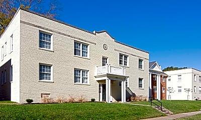 Building, Bellevue Apartments II, 0