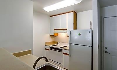 Kitchen, Silver Hill At Arboretum Senior Living, 0