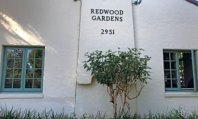 Redwood Gardens, 1
