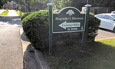 Magruder's Discovery, 1