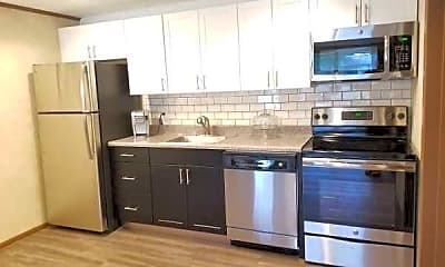 Kitchen, Princeton Court Apartments, 0