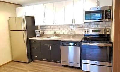 Kitchen, Princeton Court Apartments, 0