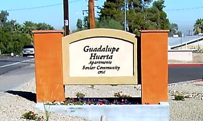 Guadalupe Huerta, 0
