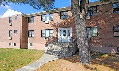 Building, Laurel Gardens Apartments, 0