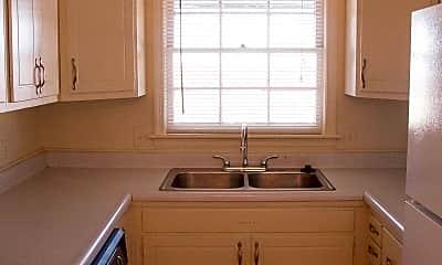 Kitchen, Locksview Apartments, 1