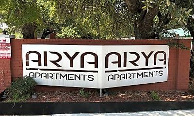 Arya Apartments, 1