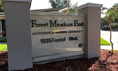 Forest Meadows East, 1