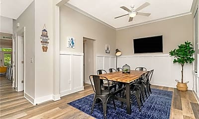 Dining Room, 531 22nd St 1, 1