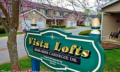Community Signage, 2546 Carnegie Dr, 0