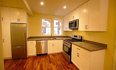 Kitchen, 38 Belvedere St, 1