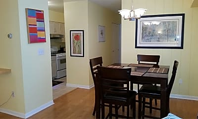 Dining Room, 300 Forbes St, 1