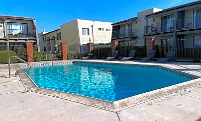 Pool, 16661 McFadden Ave, 1