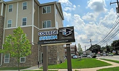 College Station, 1