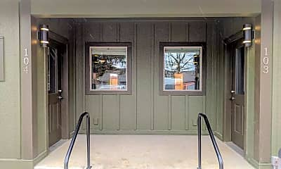 Building, 8300 SE Flavel St, 1