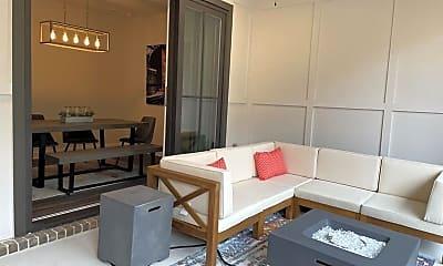 Living Room, 1833 La Dawn Ln NW 12, 1