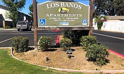 Los Banos Apartments, 1