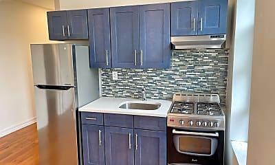 Kitchen, 501 W 167th St II6, 1