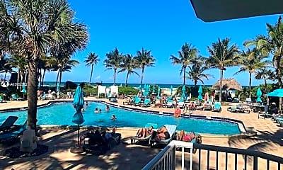 Pool, 3901 S Ocean Dr 5S, 2