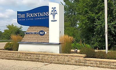 The Fountains at Crystal Lake, 1