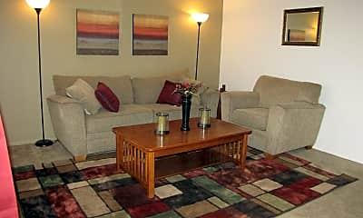 Living Room, Villas Del Sol II, 1