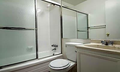 Bathroom, Hillsdale Manor, 2